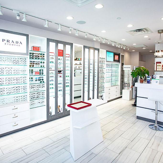 Boyce Thompson Center Glasses Store