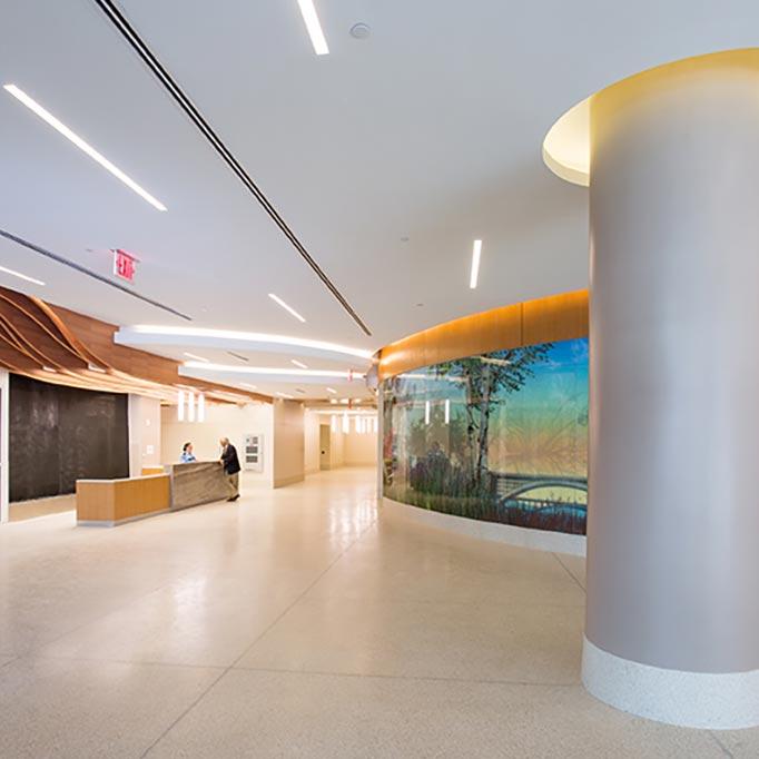 Montefiore Ambulatory Care Center Lobby