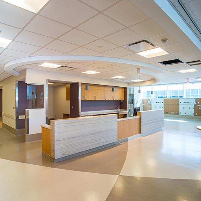 Montefiore Ambulatory Care Center Reception