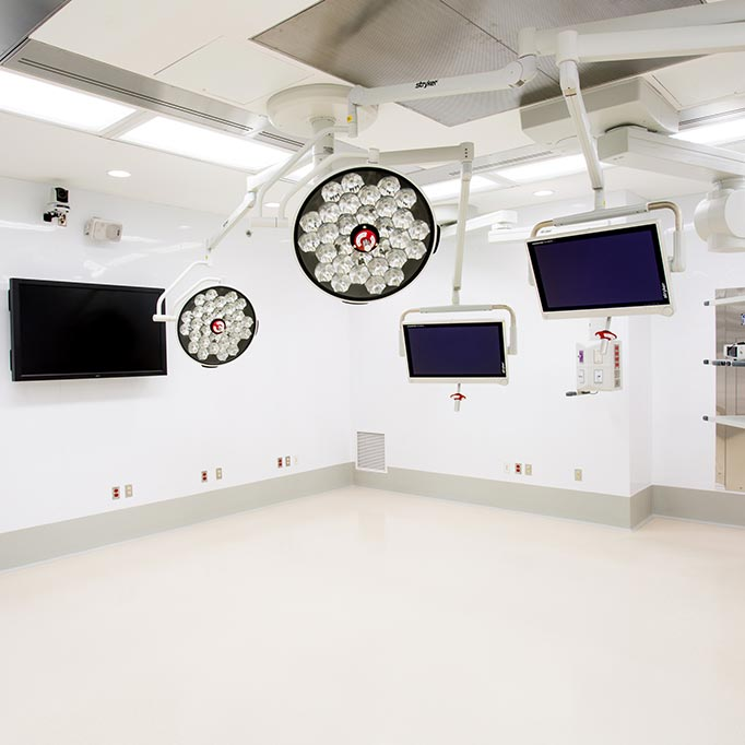 Montefiore Ambulatory Care Center Medical Room