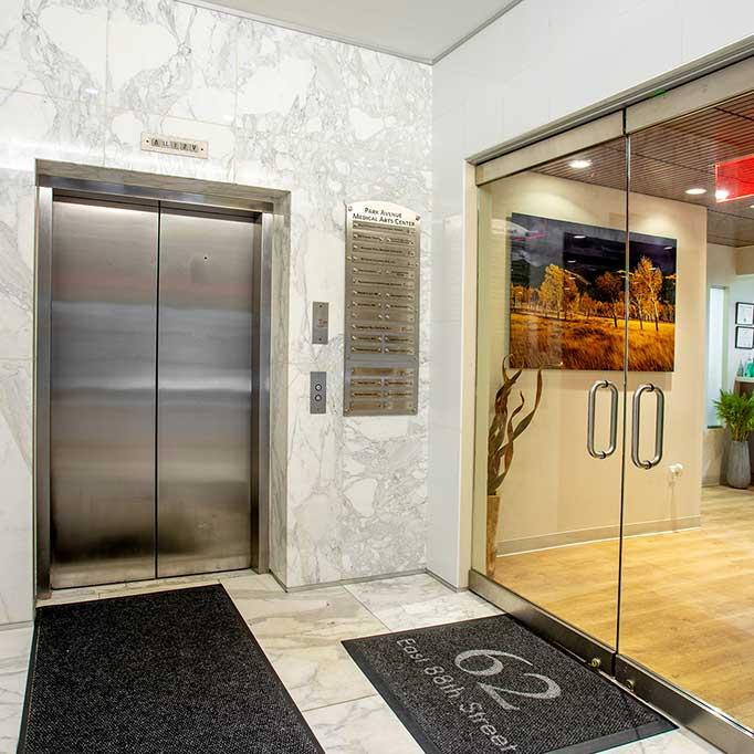 62 East 88th Street Lobby