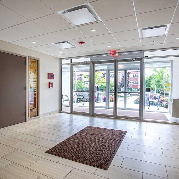 Prospect Plaza Lobby