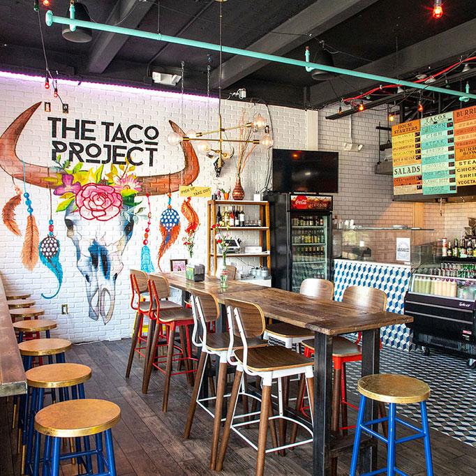 Boyce Thompson Center Taco Project