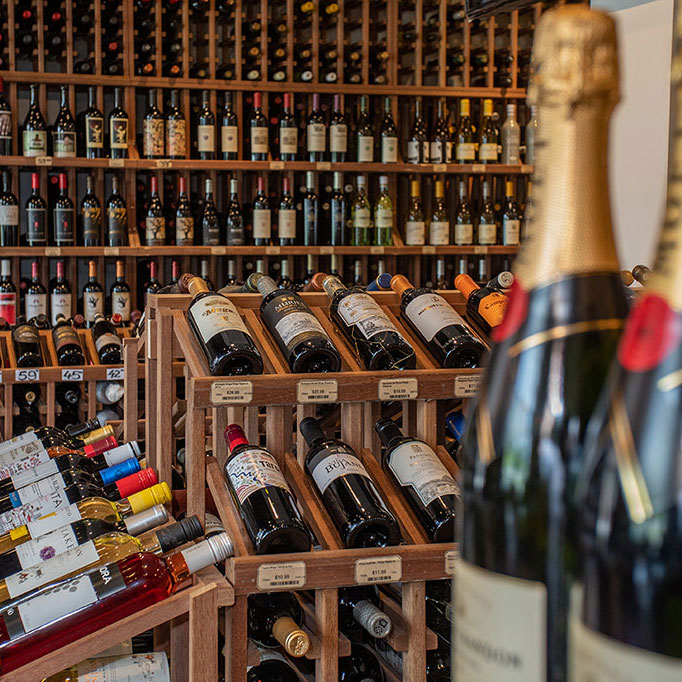 Boyce Thompson Center Wine Store