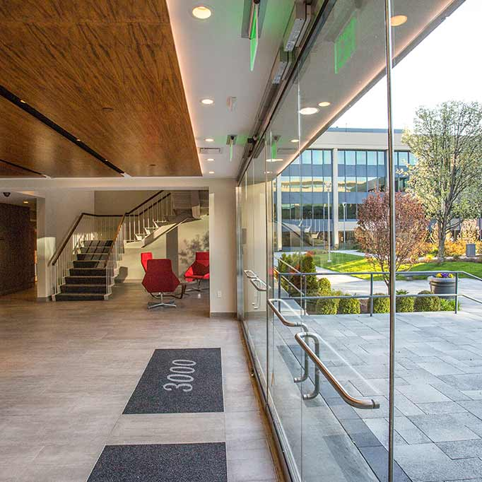 Purchase Professional Park Lobby
