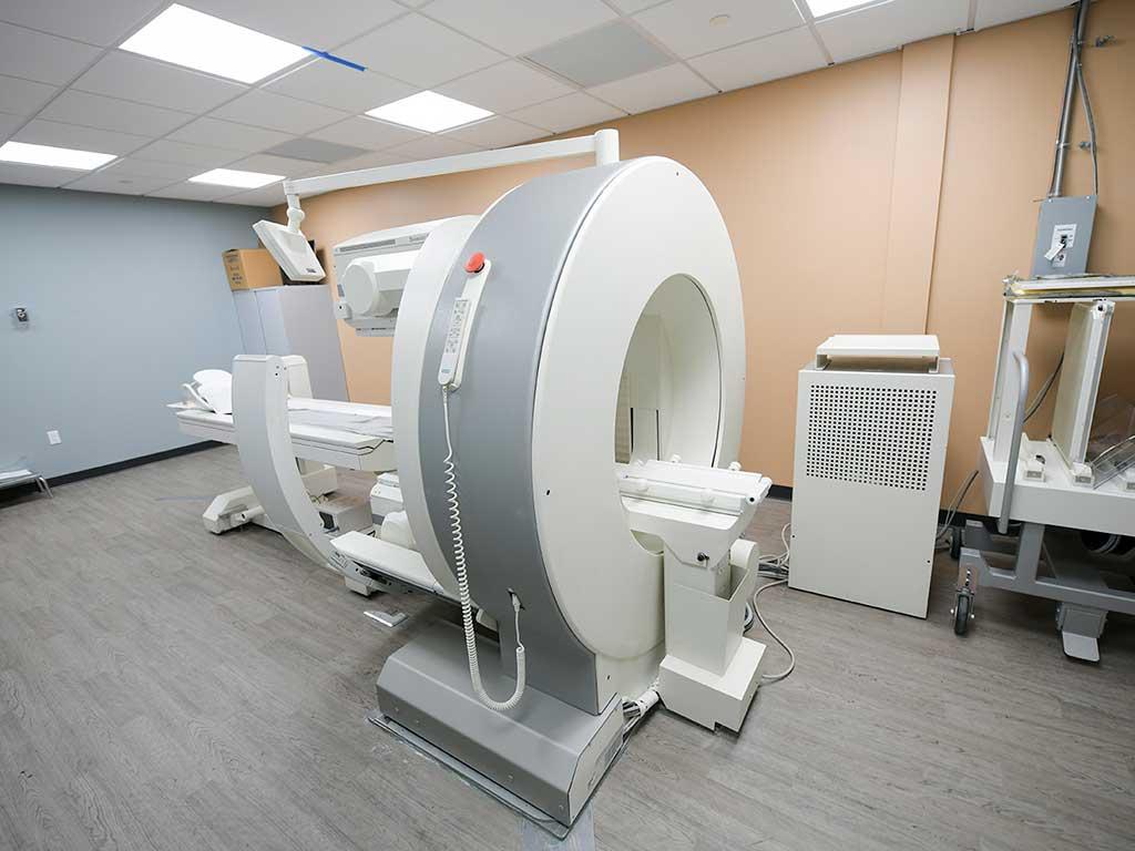 Mount Sinai Doctors Medical Scan
